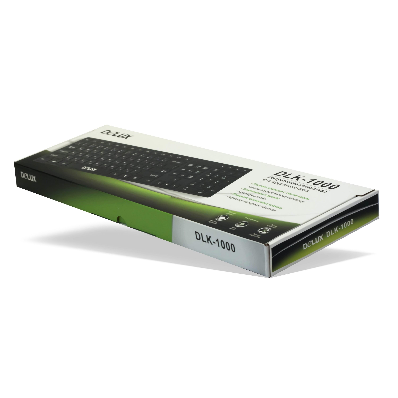 Клавиатура delux k1000 скачать драйвера